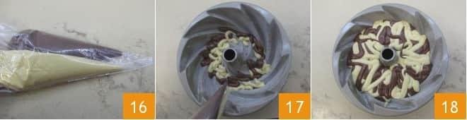 Ciambella marmorizzata