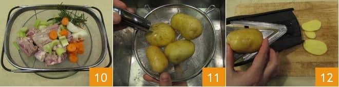 Capretto al forno con patate