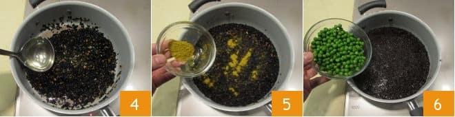 Riso venere al curry
