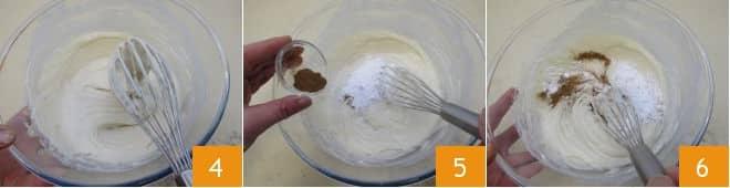 Torta allo yogurt e mele senza uova