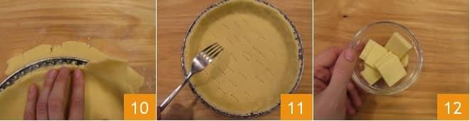 Quanto deve cuocere la crostata alla nutella