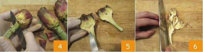 Insalata di carciofi