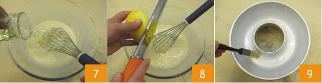 Ciambella senza uova
