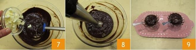 Crema ganache