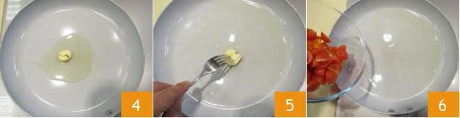 Pasta con pesce spada