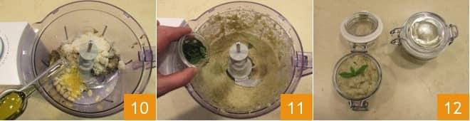 Pesto di melanzane