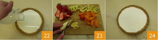 Crostata senza cottura