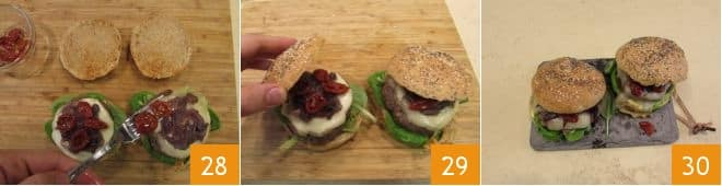 Hamburger all'italiana
