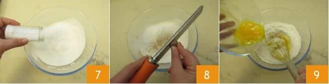 Spatzle pomodoro e limone
