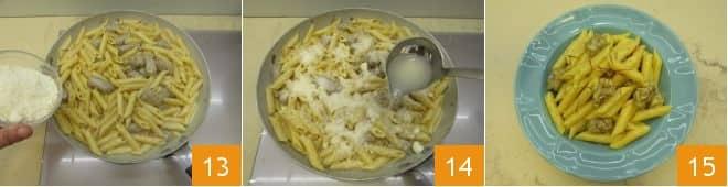 Pasta alla monzese
