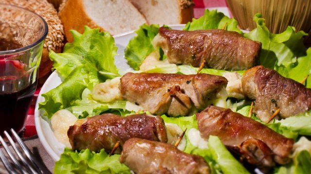 Ricetta bombette pugliesi le ricette di for Ricette di cucina particolari
