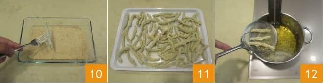 Fagiolini fritti