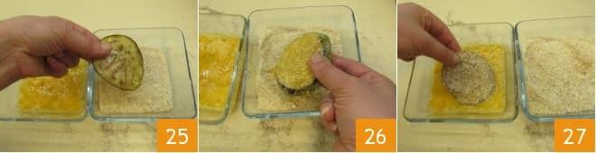 Cotolette di melanzane