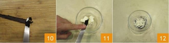 Pesche caramellate