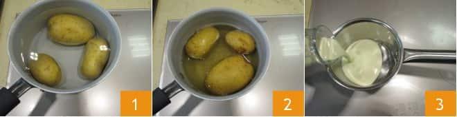 Purè di patate cremoso
