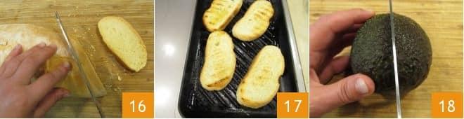 Bruschette brunch