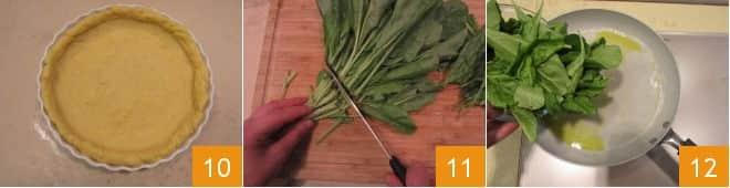 Quiche di polenta