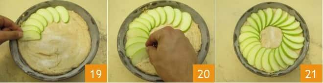 Torta di farro e yogurt
