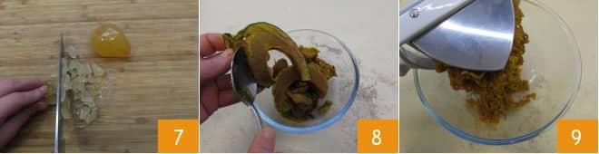 Tortelli di zucca burro e salvia