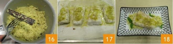 Filetto di merluzzo allo zenzero