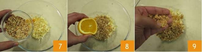 Mele al forno ripiene