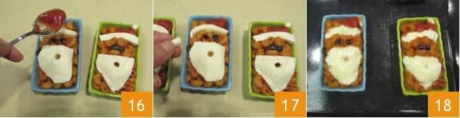 Pasta Babbo Natale