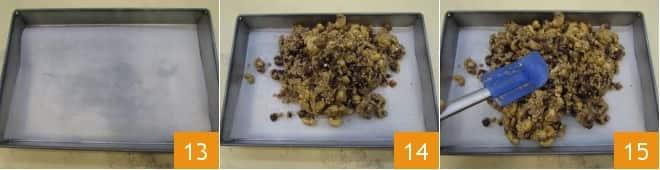 Snack barretta