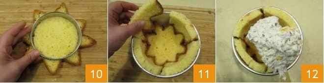 Zuccotto di pandoro