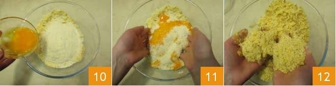 Sbrisolona salata
