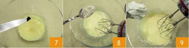 Torta carote e yogurt
