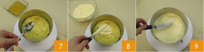 Torta mimosa classica
