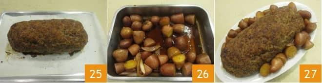 Polpettone al forno