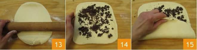 Ciambelline ricotta e cioccolato