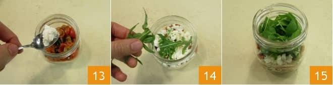Quinoa melanzane e menta
