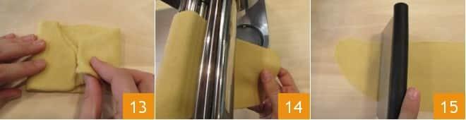 Pasta fresca all'uovo (sfoglia e formati)
