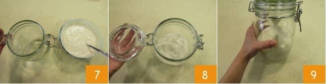 Lievito madre liquido