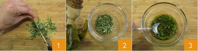 Bocconcini di mozzarella e sardine
