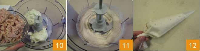 Cheesecake al tonno