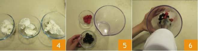 Zuccotto senza cottura