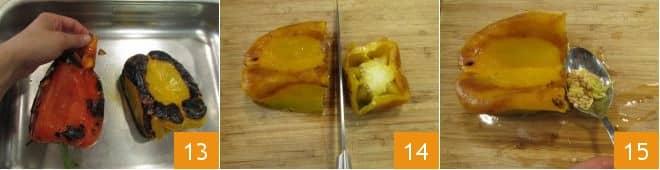Peperoni imbottiti alla napoletana