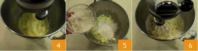 Tortini rovesciati ai lamponi