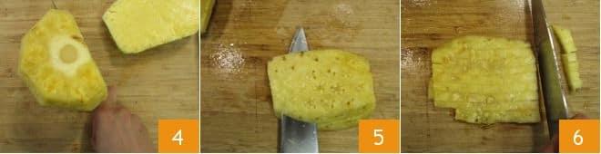 Tiramisù all'ananas