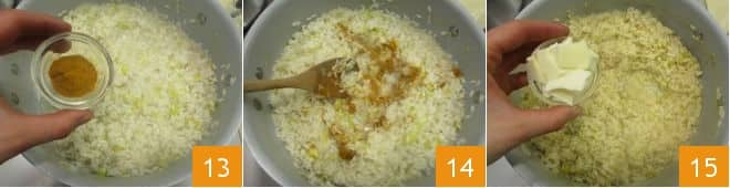 Tortini alle tre carote