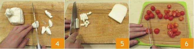Pasta alla checca
