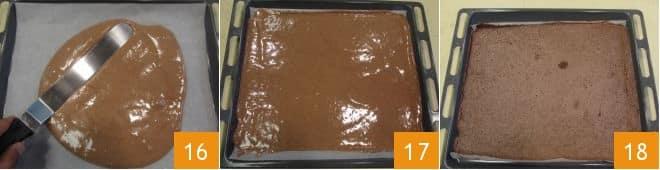 Fette di cacao al latte