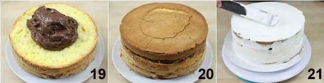 Ricetta Torta di compleanno - La Ricetta di GialloZafferano