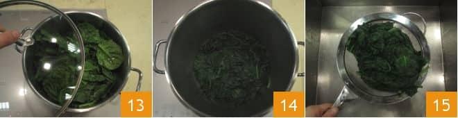 Arancini agli spinaci