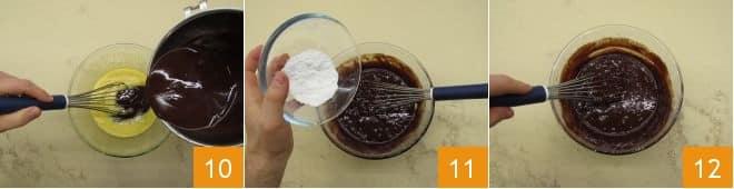 Tortine al cioccolato in vasocottura