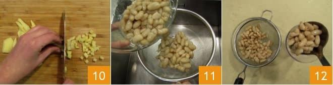 Farinata lucchese in vasocottura