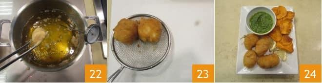Fish and chips di rana pescatrice